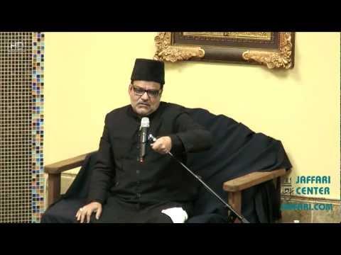 17th Safar 1434 Maulana Abid Bilgrami Night 7