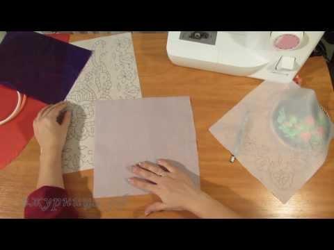 Как сделать узор на ткани своими руками 70