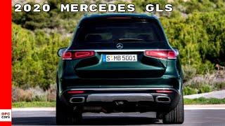 2020 Mercedes GLS