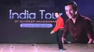 India tour by sandeep maheshwari