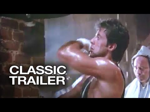 Rocky 5 Official Trailer #1 - Burgess Meredith Movie (1990) HD