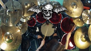 "Avenged Sevenfold - ""Unholy Confessions"" - (Drums Only)"