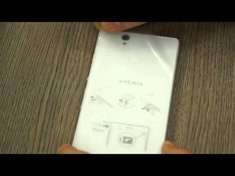 Sony Xperia Z Unboxing and Hands On Review - iGyaan