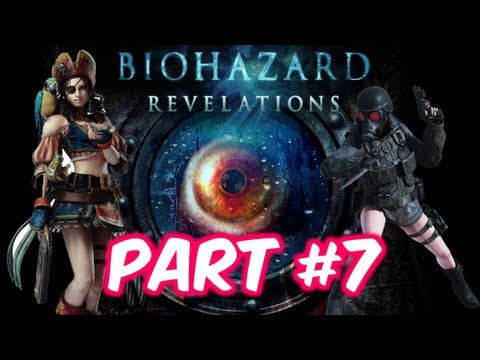 Resident Evil Revelations (2013) [HD] - Gameplay Walkthrough Part 7 - Episode 5: Secrets Uncovered (Xbox 360/PS3/PC/Wii U)
