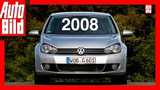 VW Golf 6 (2008) - Der Generations-Countdown / Review / Fahrbericht / Test