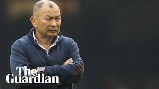 England's Eddie Jones: 'We let ourselves down' in Six Nations loss to Wales
