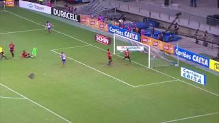 Bahia x Sport melhores momentos 24/05/17 final.