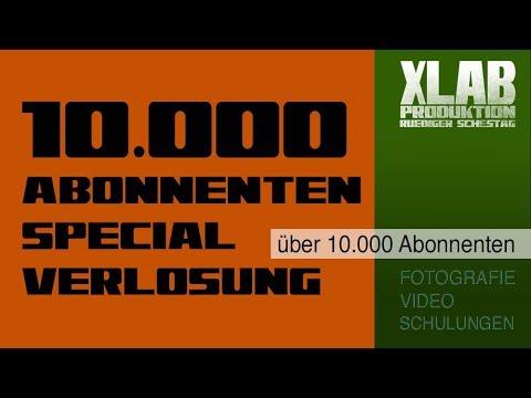 10.000 Abonnenten Special