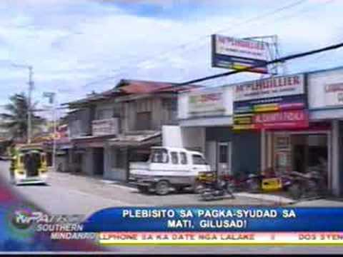Mati City Davao Oriental