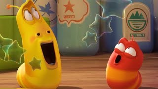 LARVA - SOAPY   Cartoon Movie   Cartoons For Children   Larva Cartoon   LARVA Official