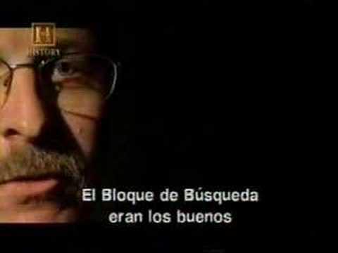 El asesinato de Pablo escobar (español) parte (8/11)