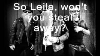 Watch ZZ Top Leila video