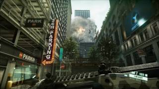 Nvidia GeForce GTX 590 - Crysis 2 Gameplay Test - Extreme Settings
