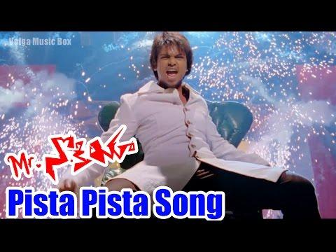 Mr. Nookayya Video Songs - Pista Pista - Manoj Manchu, Kriti Kharbanda, Sana Khan