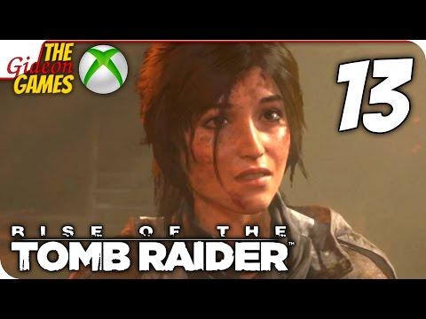 Прохождение Rise of the Tomb Raider на Русском [XBOne] - #13 (Подготовка обороны)