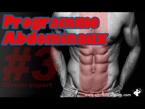 Abdominaux Musculation