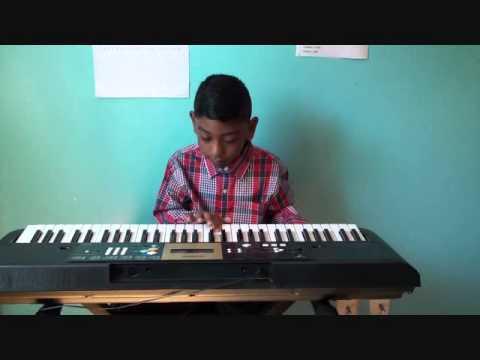 Mukkala Mukabula Laila o Laila Keyboard Song