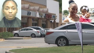 Georgia Mom Left Baby In Hot Car To Die While She Got Her Hair Done.  UPDATE.