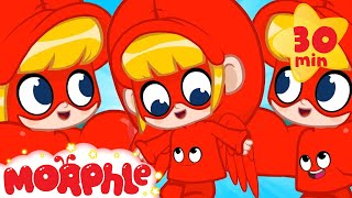 Superhero Mila Saves The Day - My Magic Pet Morphle | Cartoons For Kids | Morphle TV