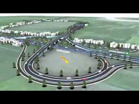 Dhaka Chittagong expressway