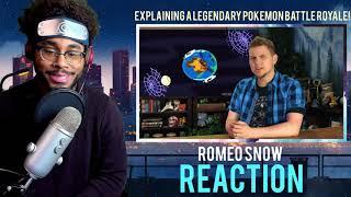 Explaining a LEGENDARY Pokemon Battle Royale! Reaction