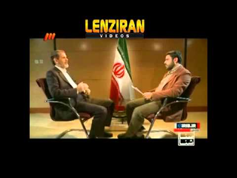 Billionaire minister of َAhmadinejad and relative of Ali Akbar Velaayati talk with Shenasnameh