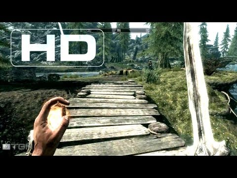 ★ Skyrim - Nord Spellsword Lets Play #2, ft. Darnoc! - WAY➚