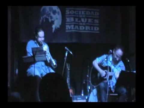 Josué 'Ciclón' García y Miguel Angel Cortés - V Ciclo Blues Acústico - Summertime