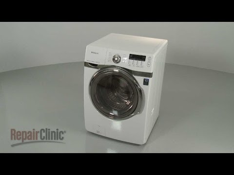 Samsung Washer Disassembly