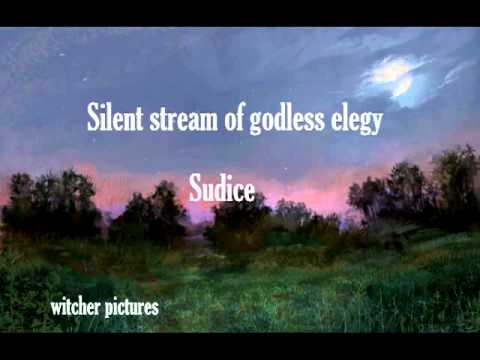 Silent Stream Of Godless Elegy - Sudice