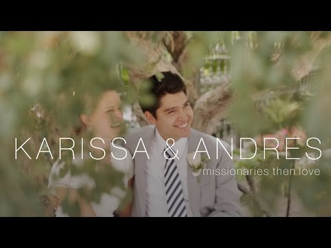 Salt Lake City Temple + Sleepy Ridge Wedding Video for Karissa & Andres