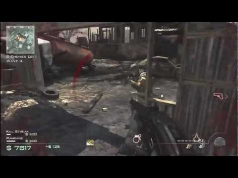 Zainigan98 - MW3 Village Survival Clip!!!!! HD