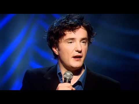 Dylan Moran on catholic protestants and biscuits (Like Totally) rus subtitles