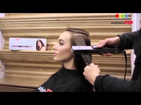 BaByliss Pro ULTRASONIC COOL MIST BAB2191SEPE Prostownica do włosów