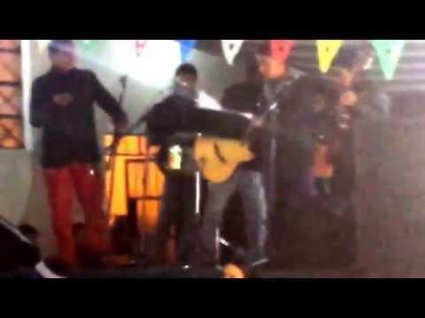 Grupo Sensacion Juvenil en Chuquibamba   Condesuyos en vivo