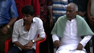 Tharai Thappattai Shooting Spot - Ilayaraja visits Director Bala At the Shooting Spot - Exclusive