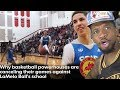 LAMELO MAKES OAK HILL ACADEMY CANCEL THEIR GAME! WOW!!!