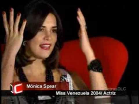 Programa Especial Mónica Spear - Detrás de las Cámaras TELEVEN   1ra parte