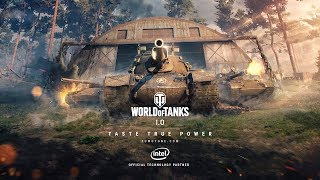 World of Tanks 1.0 trailer