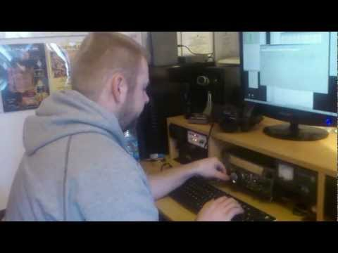 Amateur Radio Contest - CQWW SSB 2012 SN5V VLOG+QSOs + HEARD STATIONS