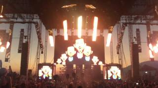 [4K] Dillon Francis Live @ HARD Summer 2016