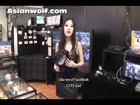 Hollywood Spy Shop Spy Cap Recorder Camera By Cctv Girl video