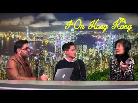Interview with Audrey Eu(余若薇)〈IONHK〉(Ep. 028) 2014-12-20b