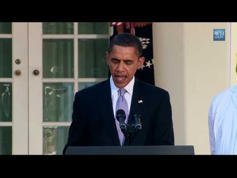 President Obama:  Doctors from All 50 States Come to Support Health Insurance Reform