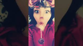 Snapchat Bubble Filter !!!