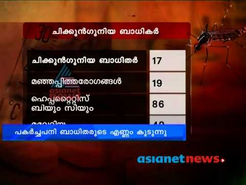 Dengue fever cases on the rise in Trivandrum district