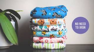 Caring for your cloth diapers