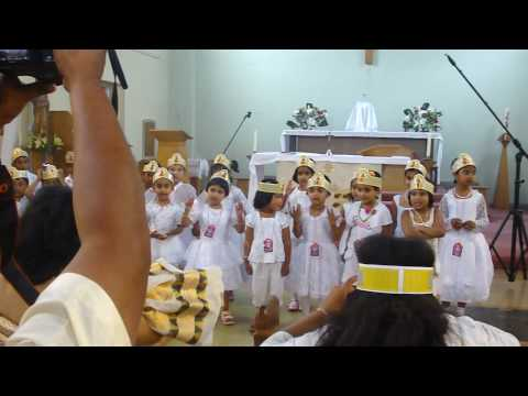 St Marys Indian Orthodox Church Bristol Ovbs 2010 video