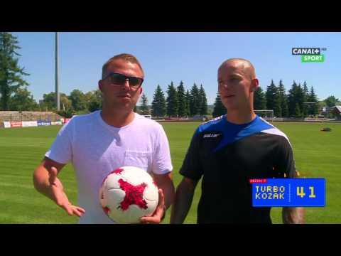 Turbokozak 2017/2018: Maciej Korzym || Piłka Nożna || LOTTO Ekstraklasa