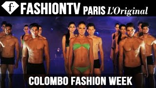HSBC Colombo Fashion Week Resort 2014 - Negombo | FashionTV